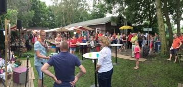 Za. 30-6: Zomerfair scouting Klimopgroep in Waddinxveen