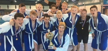 Jongens GZC DONK winnen titel bij NK onder de 15 jaar