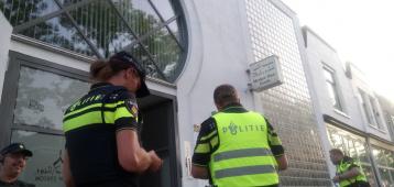 Protestactie Pegida bij moskee niet doorgegaan