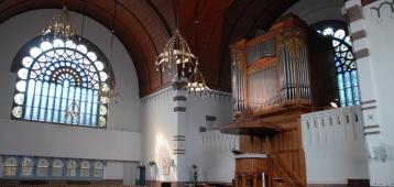 Vr. 28-9: Orgelconcert in de Adventskerk