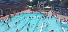 SP Gouda: 'In Gouda kun je na 18.00 uur niet meer buiten zwemmen'