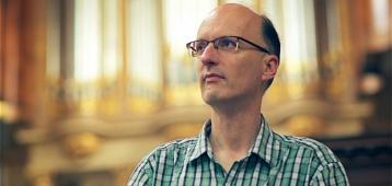 Za. 14-7: Pieter van Dijk speelt Bach in de Sint Jan