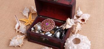 Do. 26-7: Workshop schatkist of juwelenkist