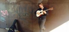 Singer-songwriter Van Lonesome bij StudioGonz