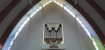 Woe. 11-7: Concert leerlingen Orgelkunst Gouda