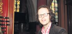 Gerben Budding, Het orgelspel met de paplepel ingegeven