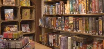 Bordspellenwinkel houdt Game Night