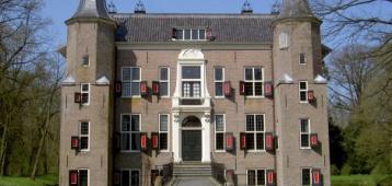 Woe. 12-9: Rondleiding in parkbos Landgoed Linschoten