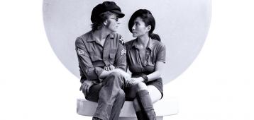 'Imagine' van John Lennon en Yoko Ono in Cinema Gouda