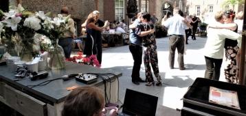 Laatste tangomiddag van dit seizoen groot succes