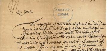 Di. 25-9: Cursussen Oud Schrift en Middeleeuws Verluchten bij het Streekarchief