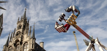 Do. 27-9: Kermis in Gouda
