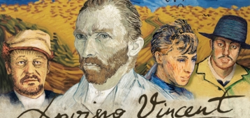 Do. 27-9: Concordia Filmavond: Loving Vincent