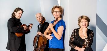 Vr. 21-9: Utrecht String Quartet opent seizoen ReeuwijkKlassiek