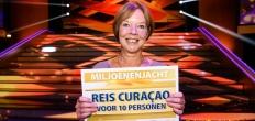 Willie (59) uit Gouda wint reis naar Curaçao bij Miljoenenjacht