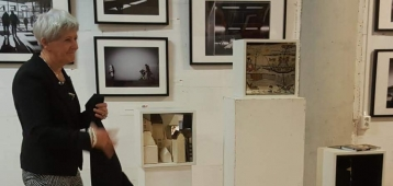 Vr. 28-9: Jubileumexpositie Waddinxveense Kunst Kring