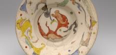 Keramiek van Theo Colenbrander te zien in Museum Gouda
