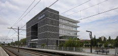 Rabobank in Gouda verhuist naar Burgemeester Jamessingel