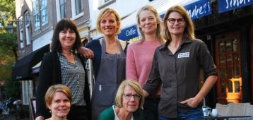 Za. 27-10: Groenendaalkwartier 1e Fairtradestraat van Nederland
