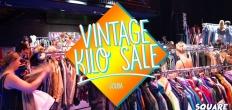 Opnieuw Vintage Kilo Sale in de Agnietenkapel