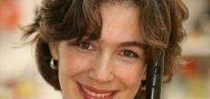 Juliette Hurel solofluitiste van het Rotterdams Philharmonisch Orkest speelt Bach