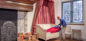 Za. 17-11: Huis van Sinterklaas in Museum Gouda