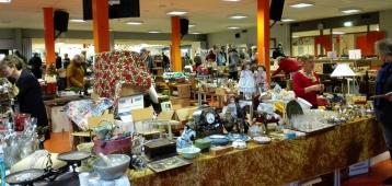 Za. 10-11: Gezellige Snuffelmarkt in het Coenecoop College