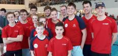 Zwemploeg Widex GZC DONK op Regio Kampioenschappen