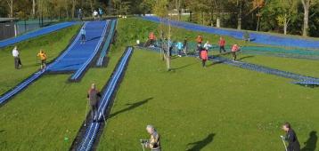 Zo. 11-11: Open dag Langlaufvereniging Gouda