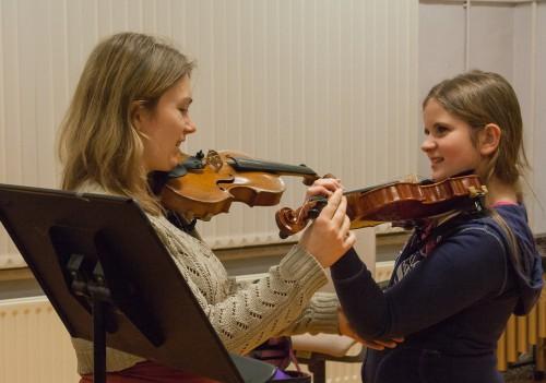 vioolvoorspeelavond